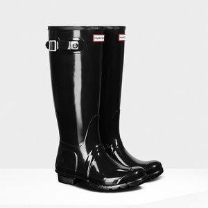 Hunter Women's Originals Tall Gross Rain Boots